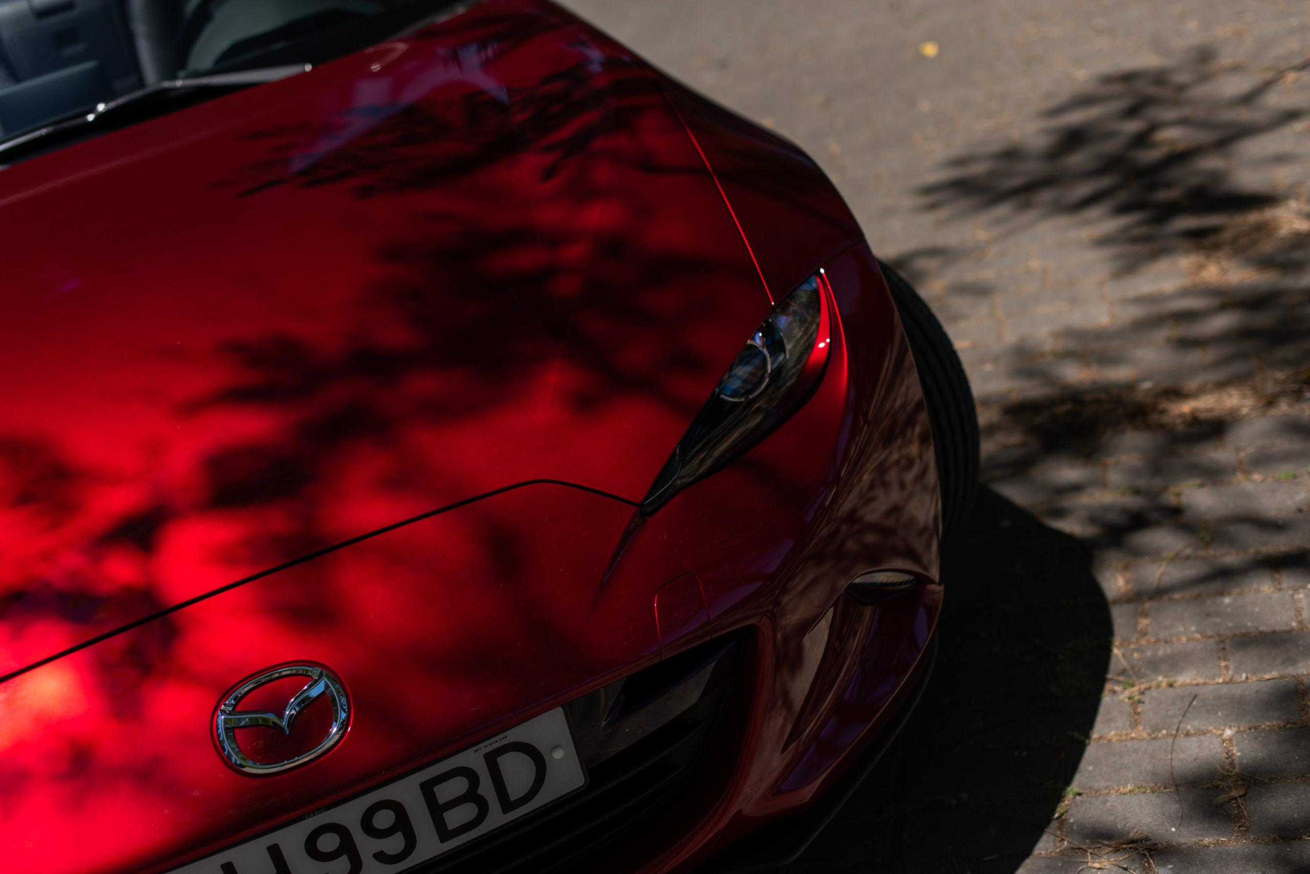 Mazda MX 5 1.5 Skyactiv-5