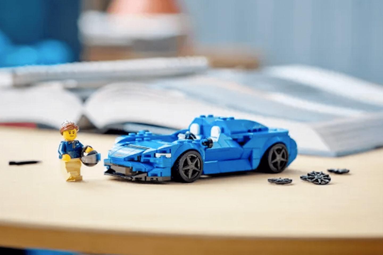 Lego Speed Champions - McLaren Speed