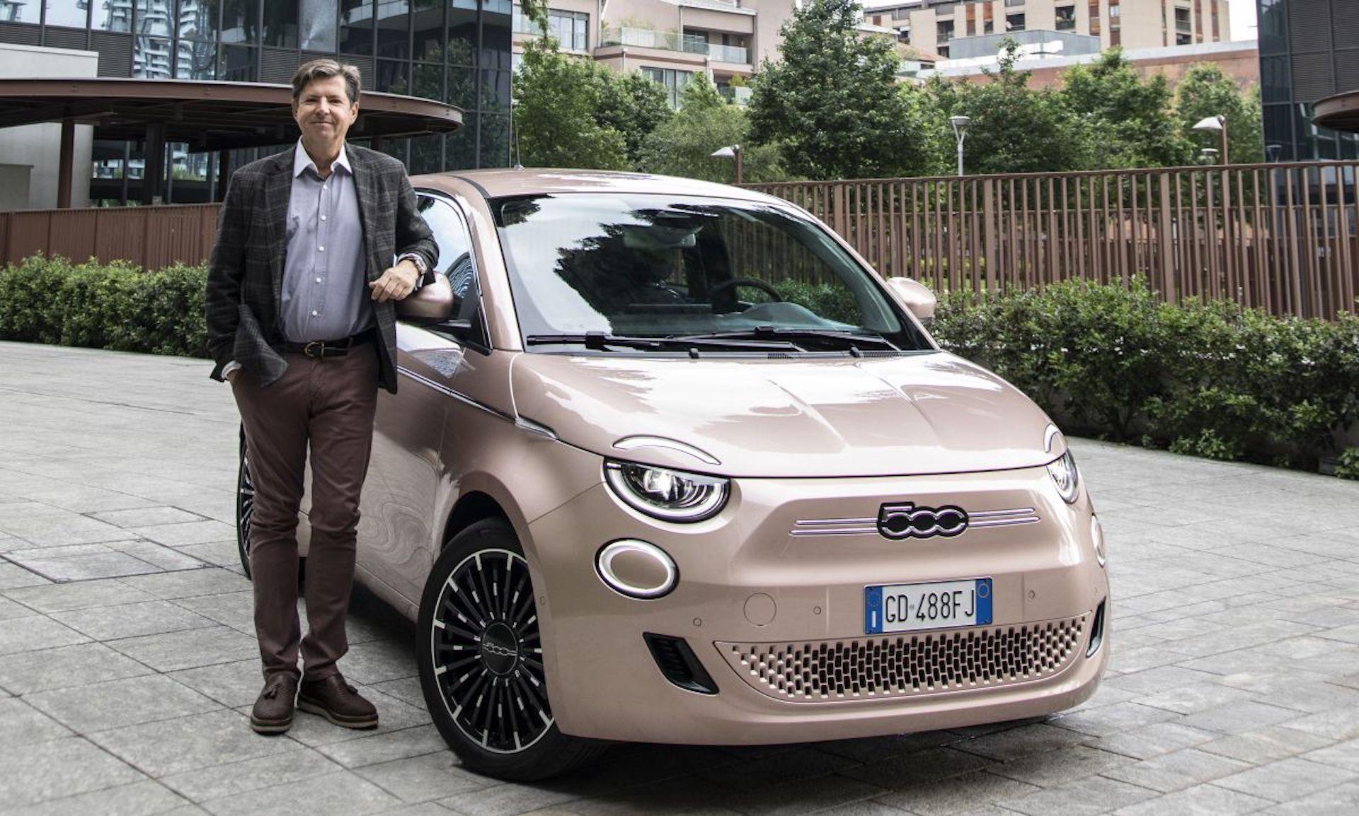 Olivier François, CEO Fiat