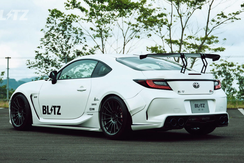 Toyota GR 86 Blitz