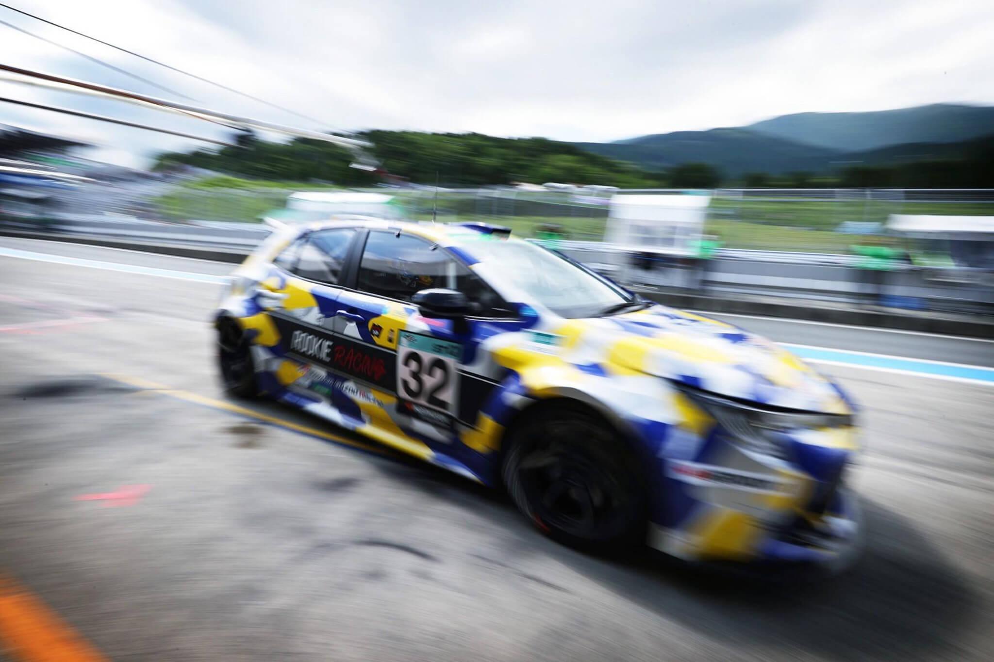 Toyota Corolla motor a. hidrogénio