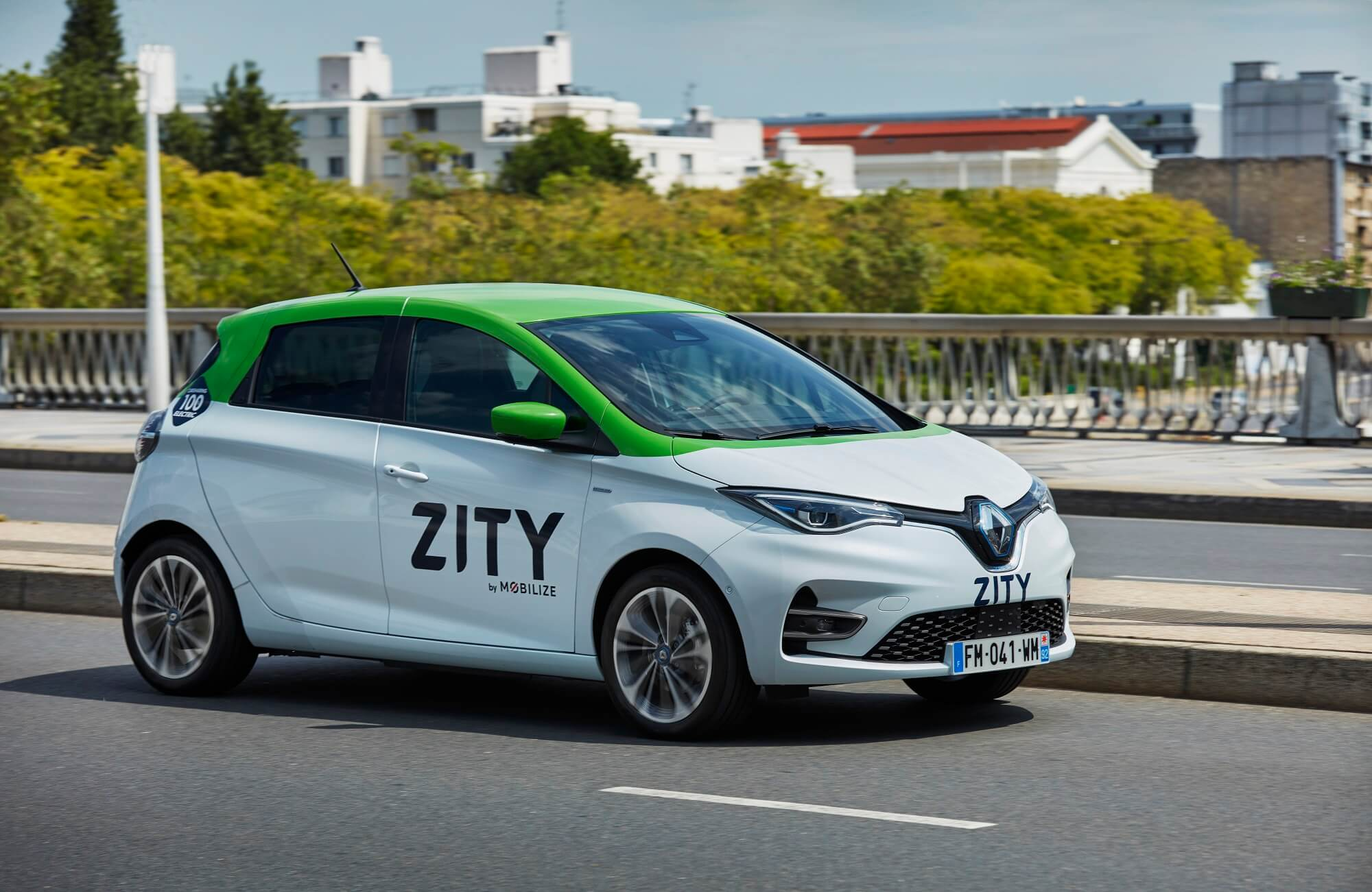 Zity by Mobilize