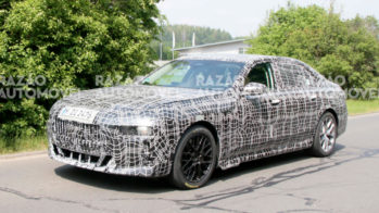 fotos-espia BMW Serie 7