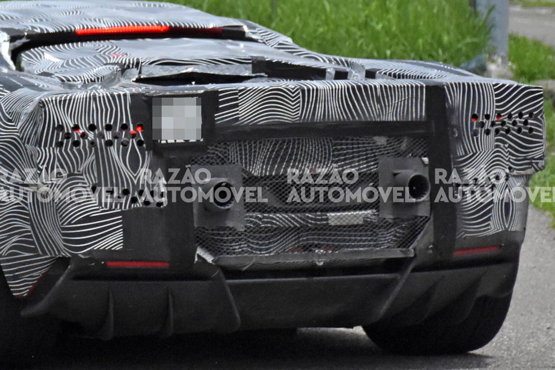 fotos-espia_Ferrari V6 Hybrid F171
