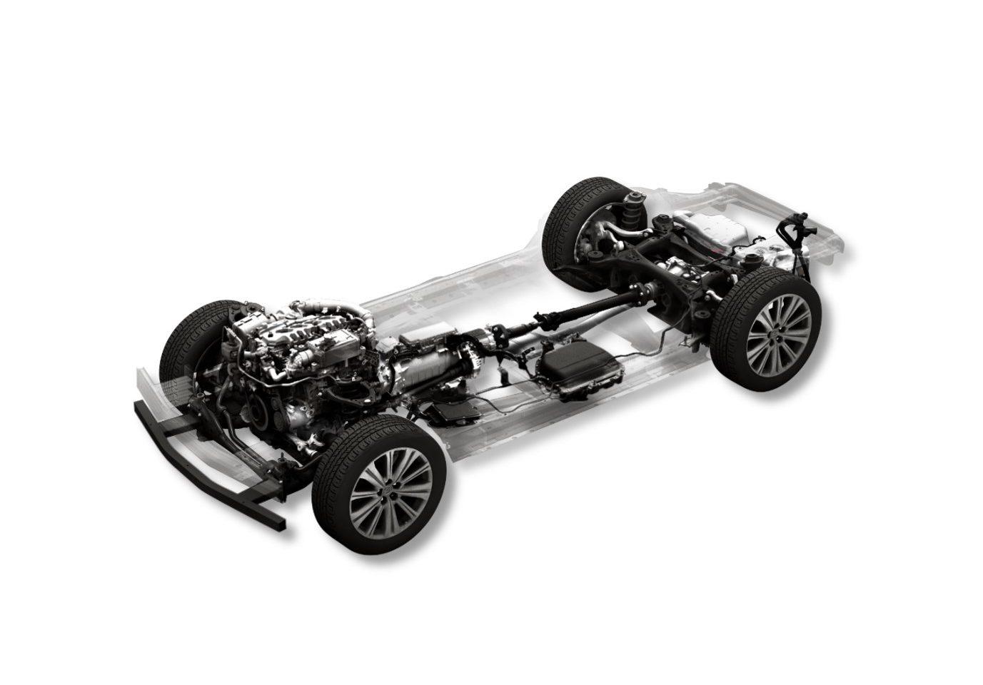 Motor Diesel MHEV 48 v