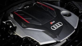 Motor V6 Audi RS 5