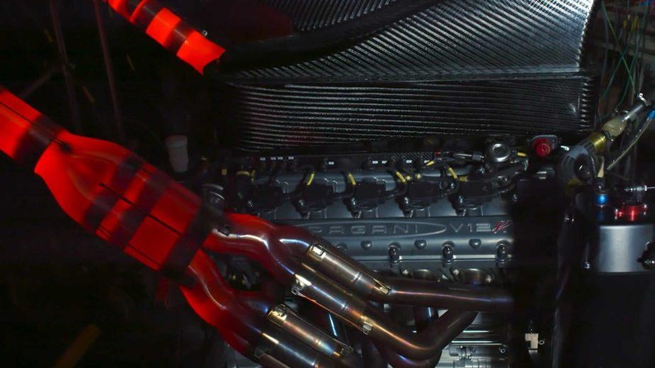 Pagani Huayra R V12