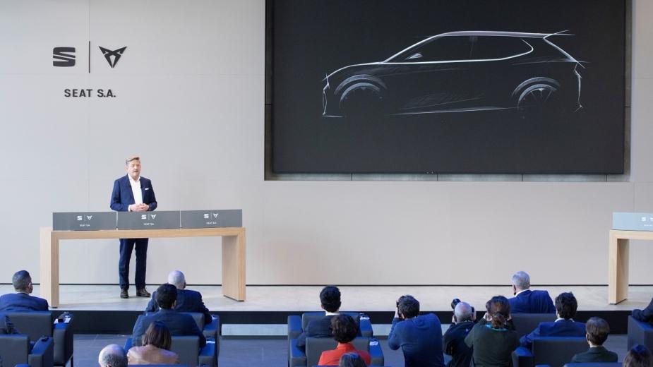 Grupo Volkswagen e SEAT S.A.