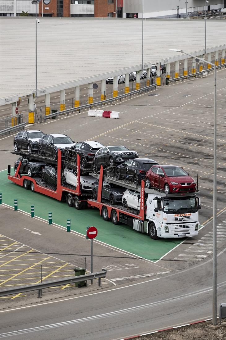 SEAT mega-camião