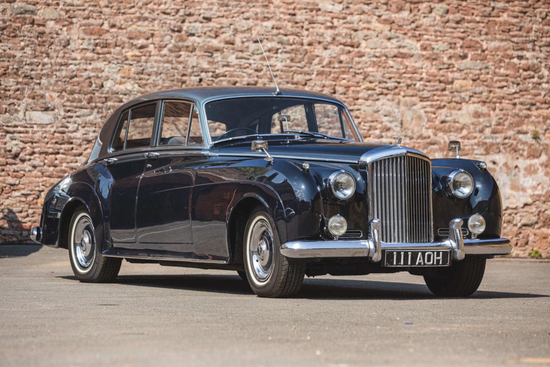 Bentley S2, 1959, Richard Hammond
