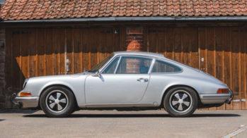 Porsche 911 T, 1969, Richard Hammond