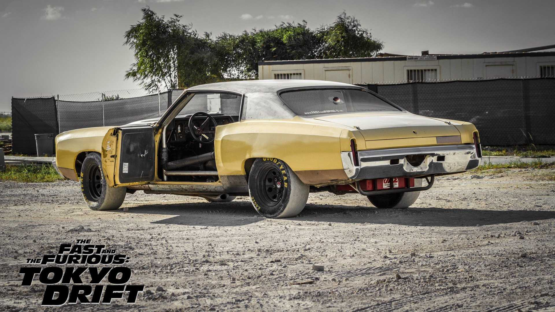 Chevrolet Monte Carlo, 1971, Velocidade Furiosa