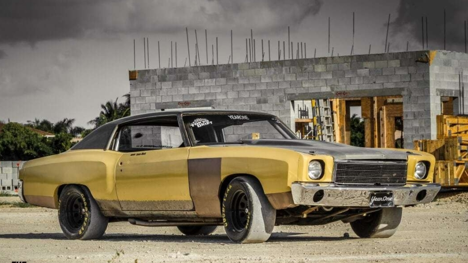 Chevrolet Monte Carlo, 1971
