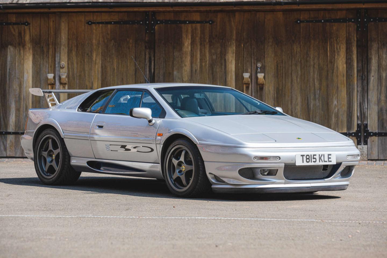 Lotus Esprit Sport 350, 1999, Richard Hammond