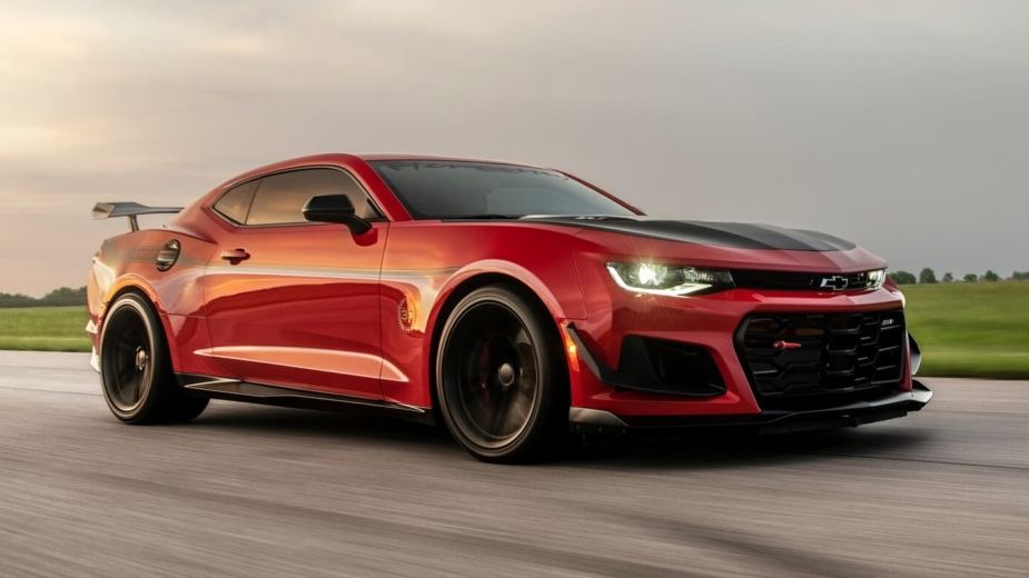 """Hennessey Performance """"The Exorcist"""""""