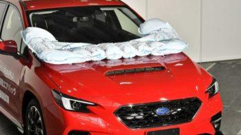 Subaru Levorg airbag