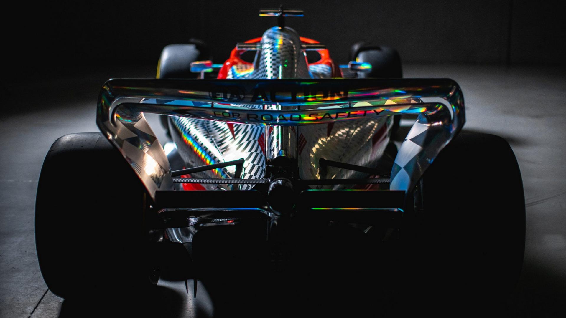Carro Fórmula 1 2022 6