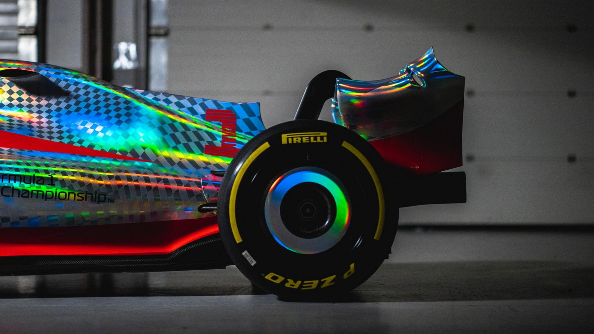 Carro Fórmula 1 2022 8
