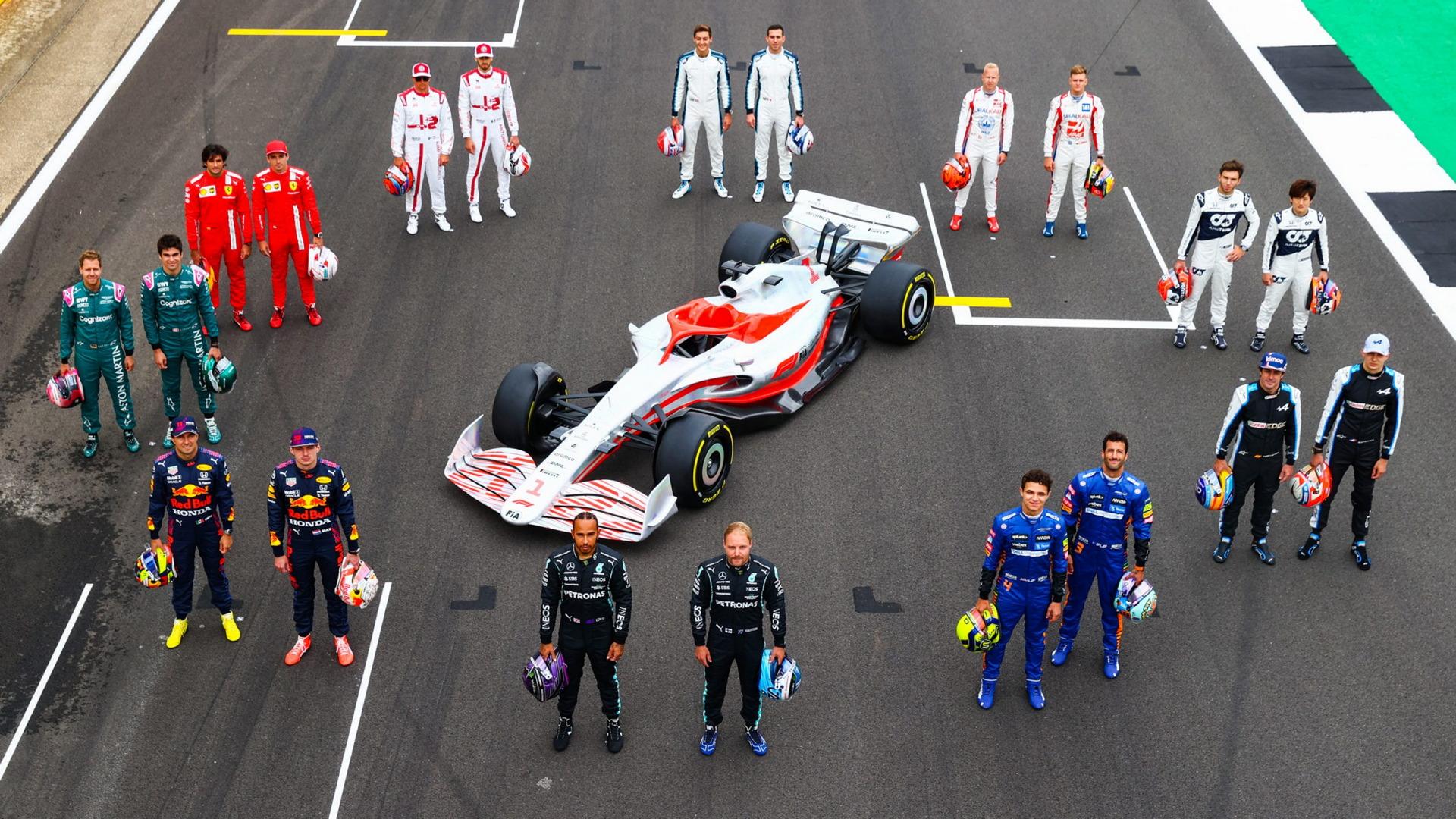 Carro Fórmula 1 2022 9