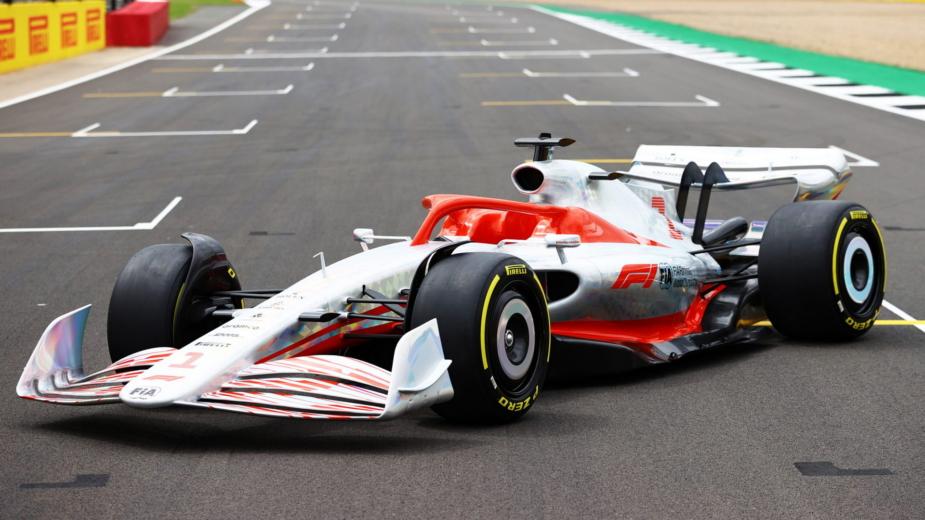 Carro Fórmula 1 2022