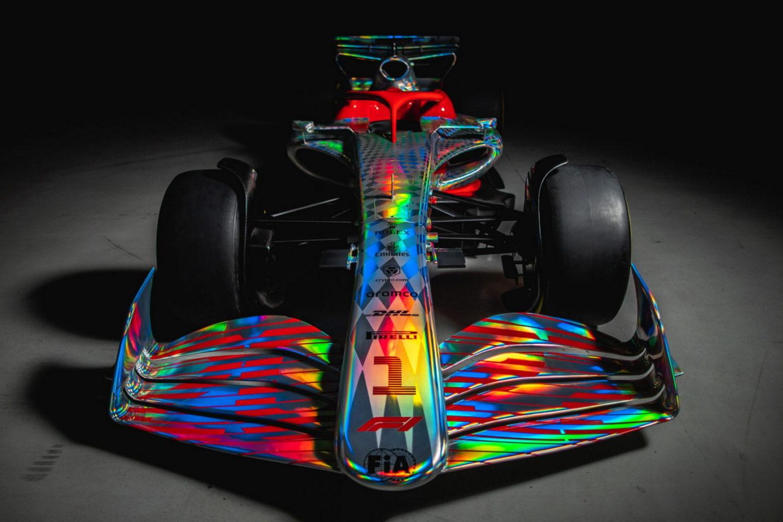 Carro Fórmula 1 2022 5