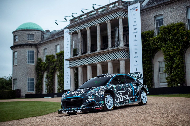 M-Sport Ford Puma Rally1