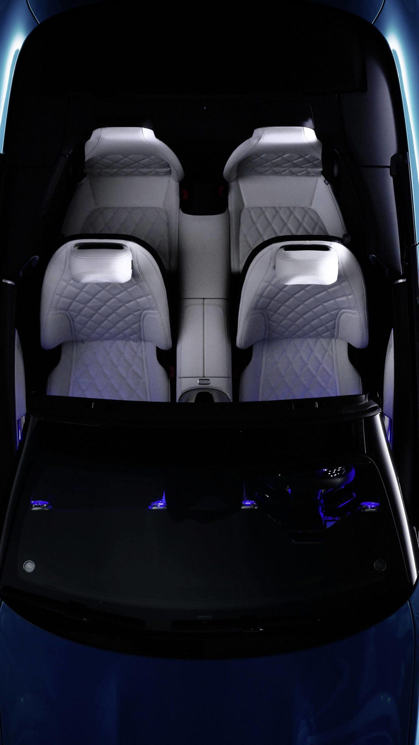Interior do novo Mercedes-AMG SL R232
