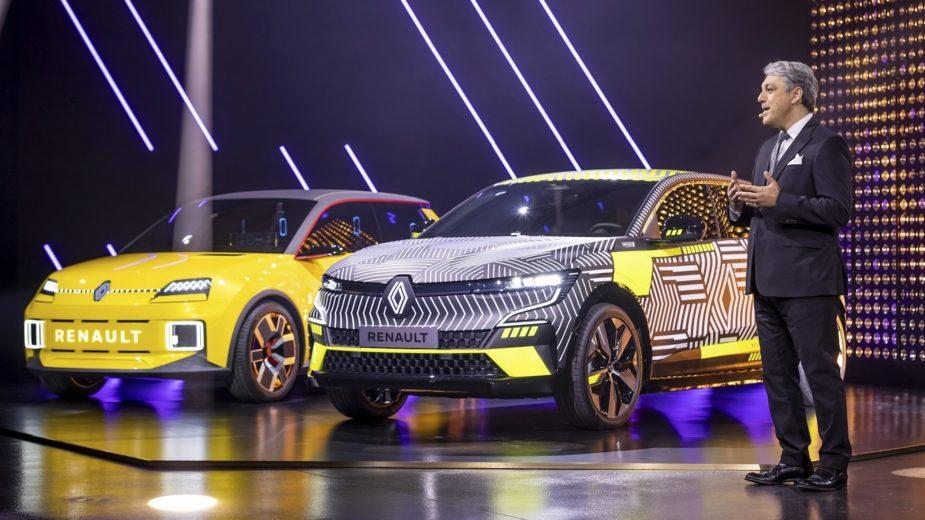 Renault eWays