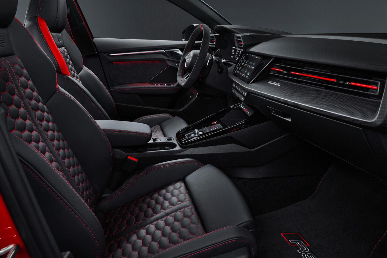 Interior Audi RS 3