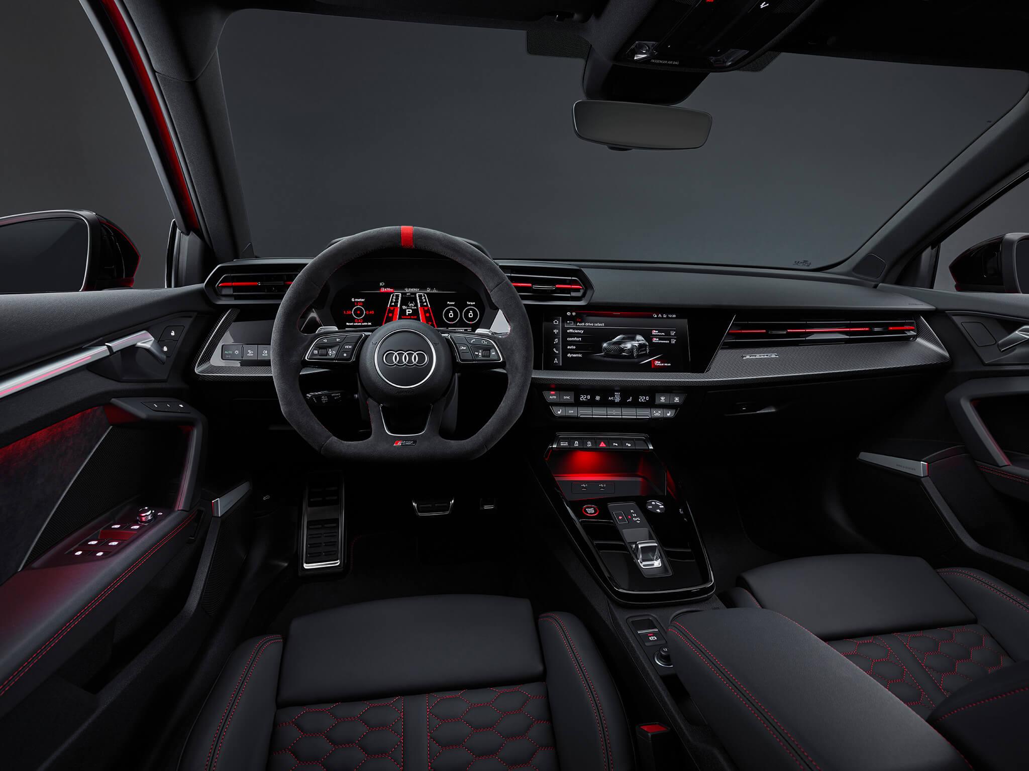 Tabliê Audi RS 3