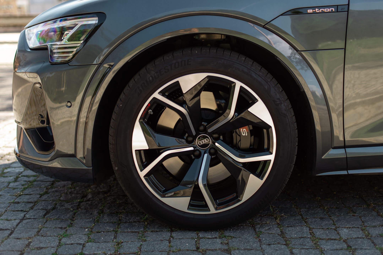 """Jantes de 21"""" Audi Sport"""