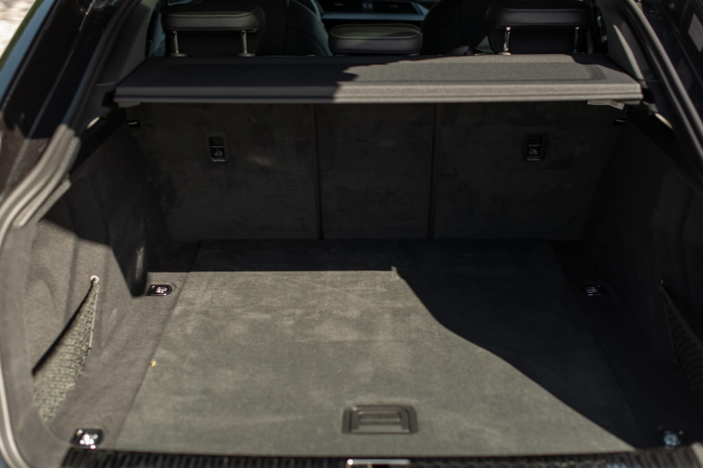Bagageira Audi e-tron Sportback