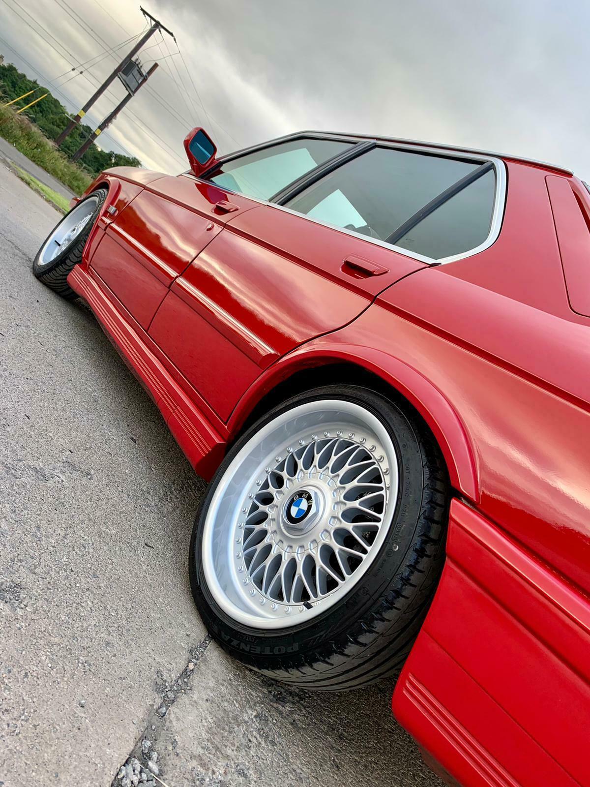 BMW Serie 5 E28 Diesel Mercedes