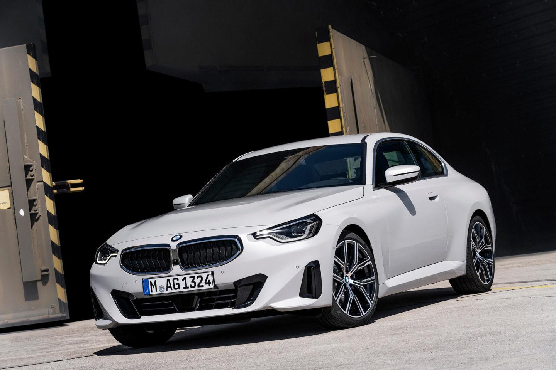 BMW 220i Coupé G42