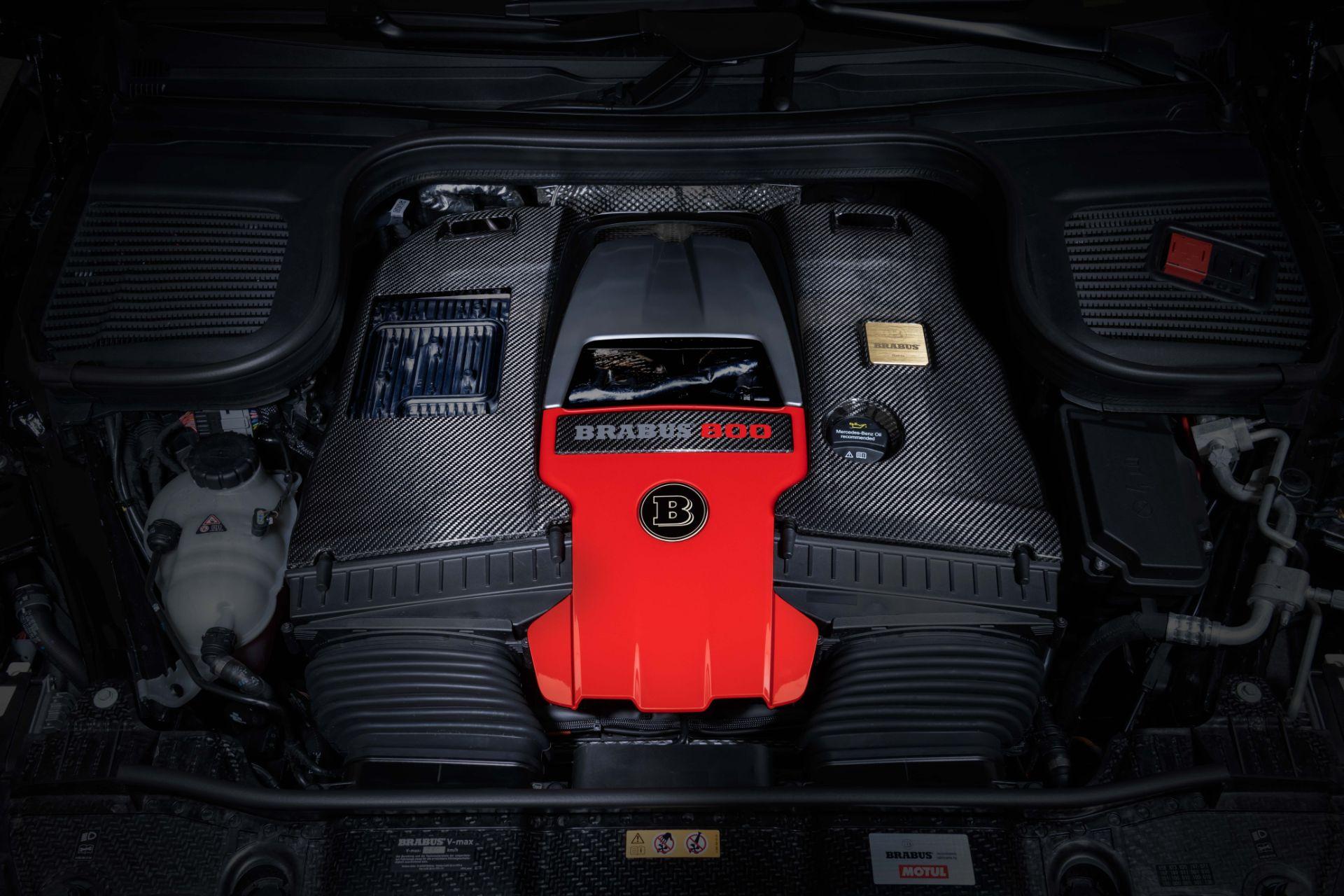 Brabus Mercedes-AMG GLE 63 S