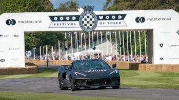 Corvette C8 Goodwood