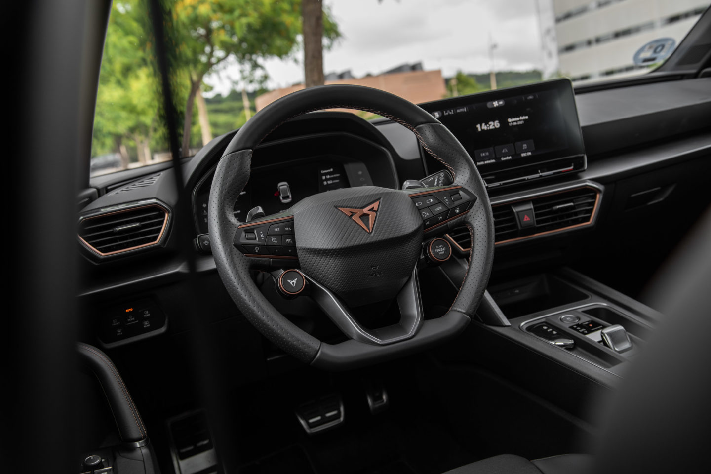 CUPRA Leon ST e-Hybrid