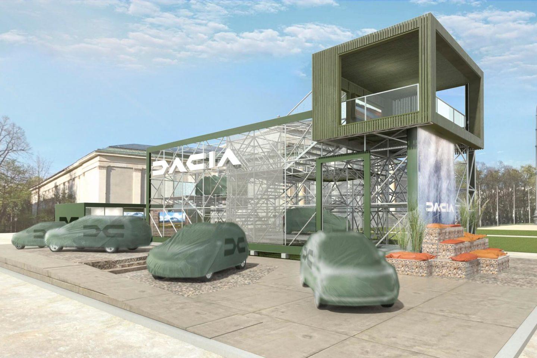Dacia Salão de Munique