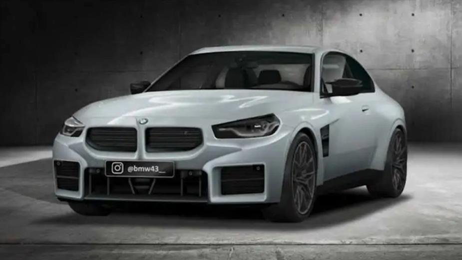 Esboço-digital-BMW-M2-G87