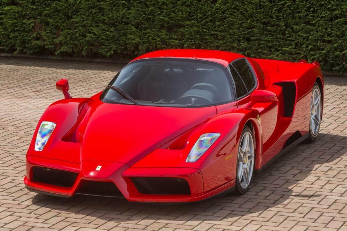 Ferrari Enzo Toto Wolff
