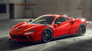 Ferrari Novitec F8 N-Largo