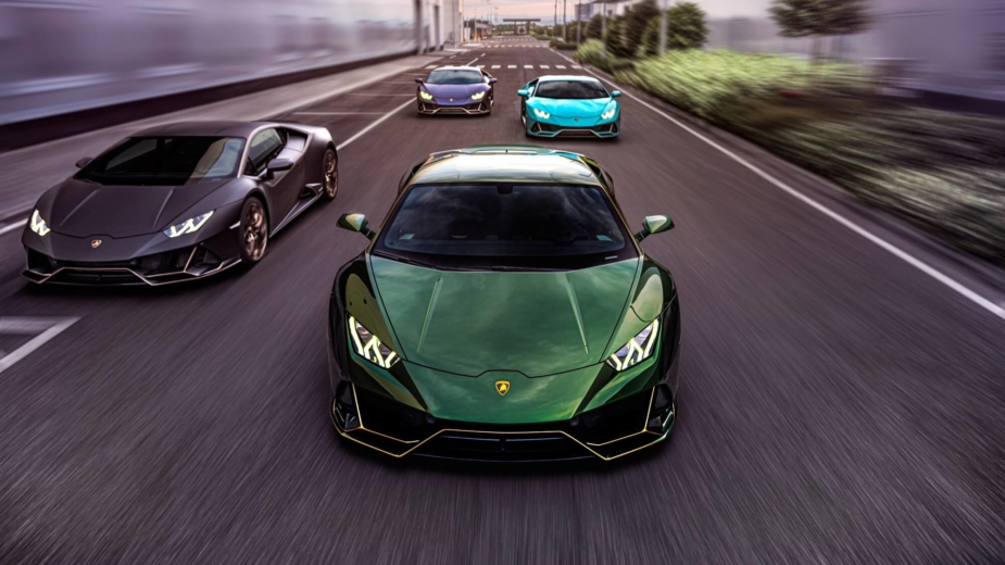 Lamborghini superdesportivos