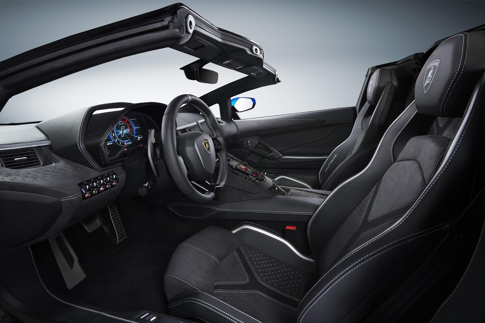 Lamborghini Aventador LP780-4 Ultimae 4