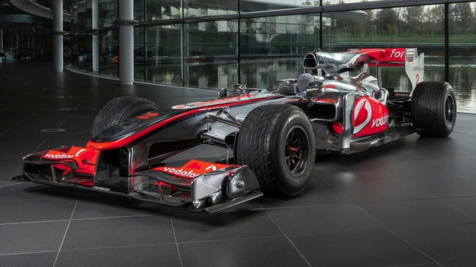 Lewis Hamilton F1 leilão
