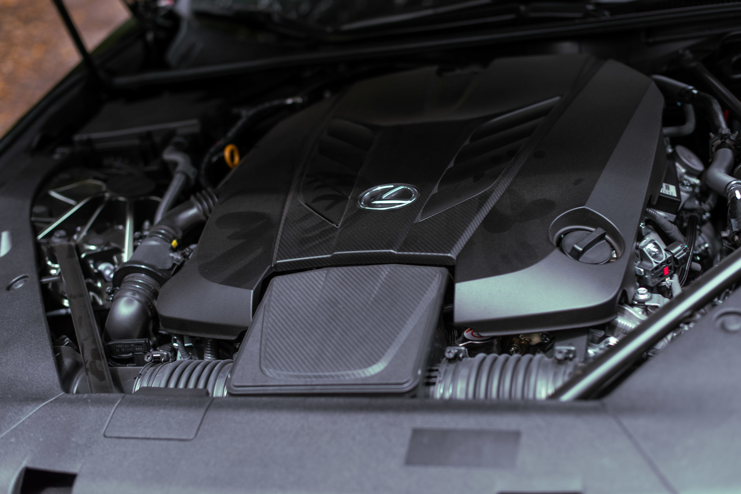 Lexus LC 500 Cabrio
