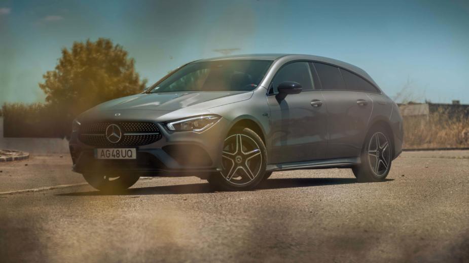 Mercedes-Benz CLA Shooting Break 250 e