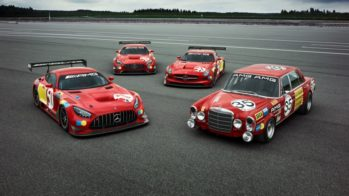 """Mercedes-AMG """"50 Years Legend of Spa"""""""