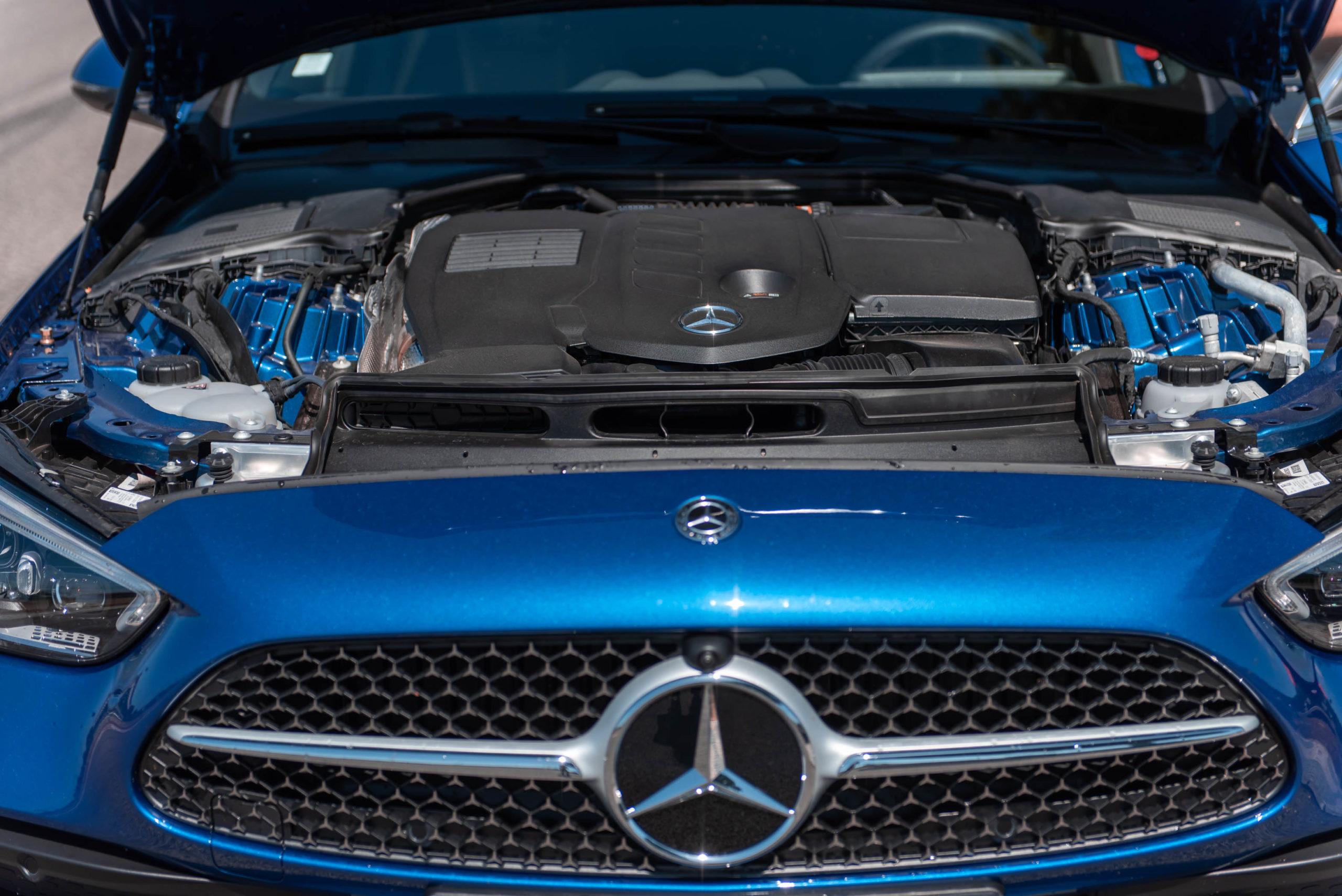 Mercedes-Benz Classe C C220d 2