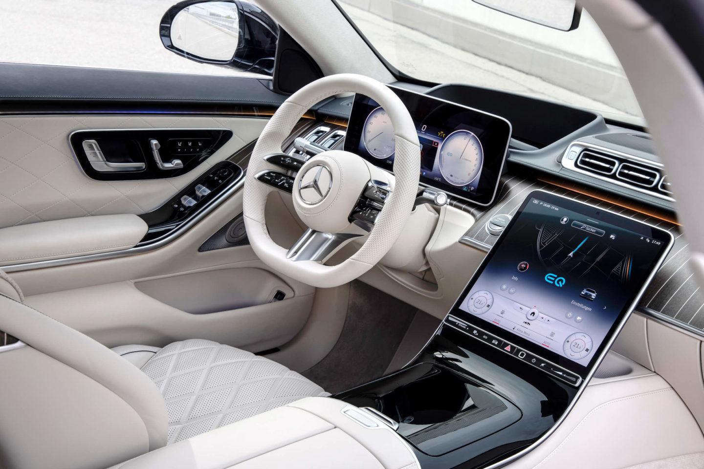 Mercedes-Benz Classe S 580 e 3