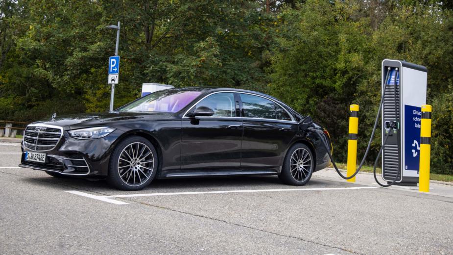 Mercedes-Benz Classe S 580 e